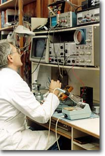 Electronic engineering and testing