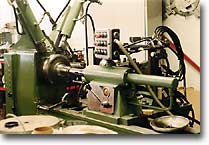 Picture of Upgraded Spinning Machine. Click to view larger image
